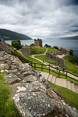 Scotland Loch Ness _DSC10109 (youngrobv) Tags: uk greatbritain england castle scotland highlands nikon europe britain wideangle loch d200 ness urquhart 0707 robale sigma1020 supersix youngrobv dsc10109