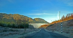 north of Ardentinny