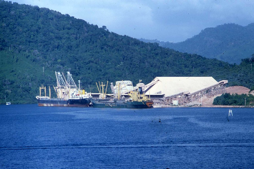 Port of Chaguaramous, Trinidad
