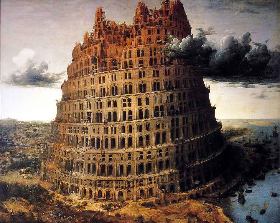 babylon tower