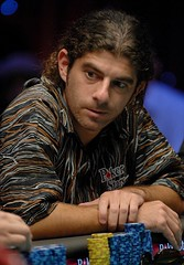 Maor Feldinger at Final Table APPT Manila