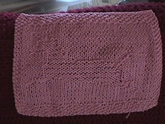 MonthlyJuneKAL (BETSY023) Tags: knitting dishcloth cotton kal
