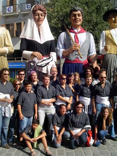 gigantes de Santa Eugenia Mallorca