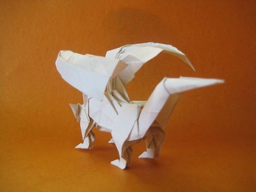 Origami Dragon 02