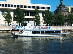Milwaukee Images - The Edelweiss 4744 (Great Laker) Tags: milwaukee milwaukeeriver tourboats marcuscenterfortheperformingarts milwaukeeimages milwaukeephotos mkeimages mkephotos milwaukeestockimages milwaukeephotography milwaukeestockphotos
