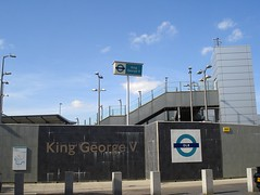 Picture of King George V Station