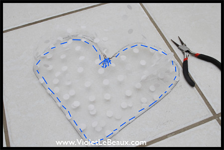 Heart Hanger Tutorial