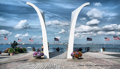 September 11. memorial - Staten Island, New York (2009) (David Tesinsky - Photographer) Tags: newyorkcity usa america memorial september11 statenisland