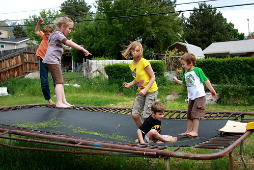 Cousins on the Tramp