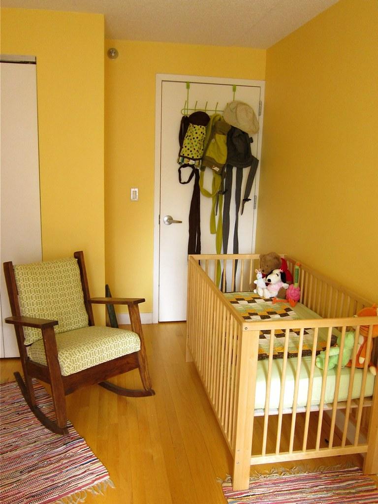 Cartoonist Baby's room in progress