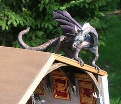 Dragon from Retribution Hall