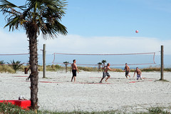 Sandvolleyball