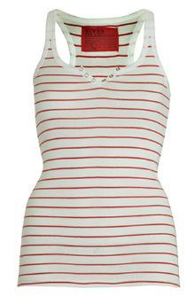 RI red stripe vest