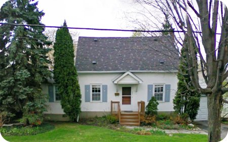wartime home - ottawa