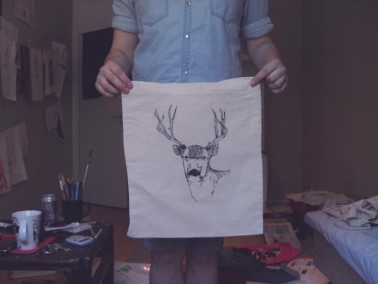 last deer bag