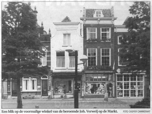 05 - Goudse Stroopwafel Shop - newspaper clipping