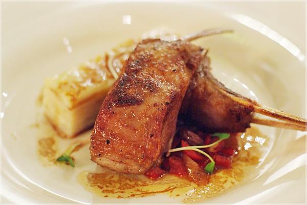 穀倉法炊(晚餐)