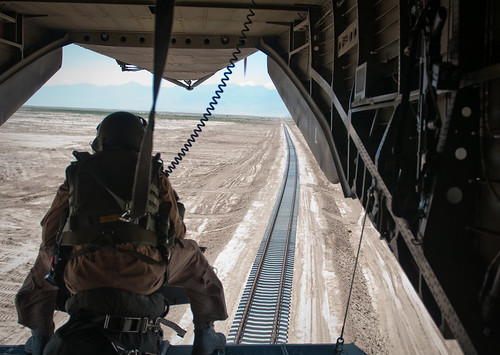 Afghan Railroad