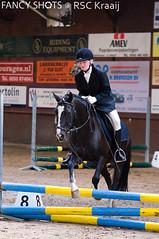 Kimberly en Yordi (FancyShots) Tags: school horses jump jumping riding pony welsh manege paarden ponys rsc springen warmblood eventing springwedstrijd kwpn kraaij wamrbloed