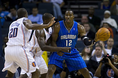 NBA: NOV 10 Magic at Bobcats