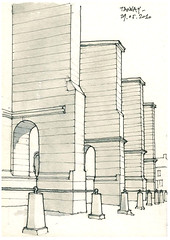 58 Tannay (gerard michel) Tags: france architecture sketch croquis tannay