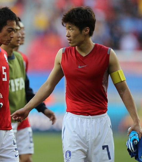 More Pictures of Park Ji-Sung