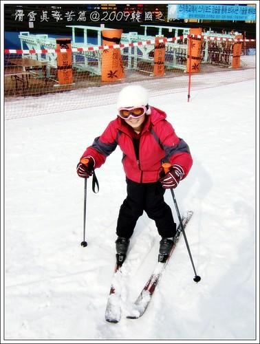 唐妮可☆吃喝玩樂過生活 拍攝的 20091224_滑雪真辛苦篇17。