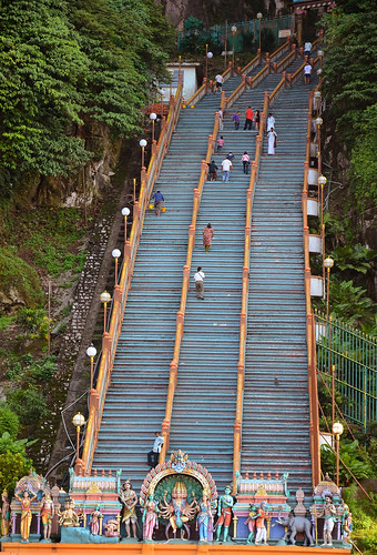 The 272 Steps