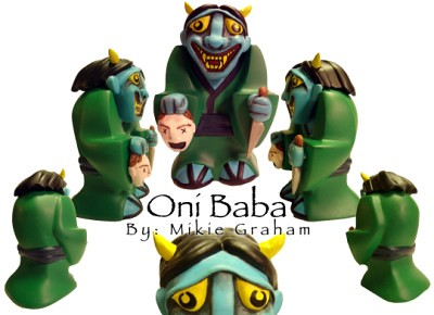 Oni Baba add 400x290