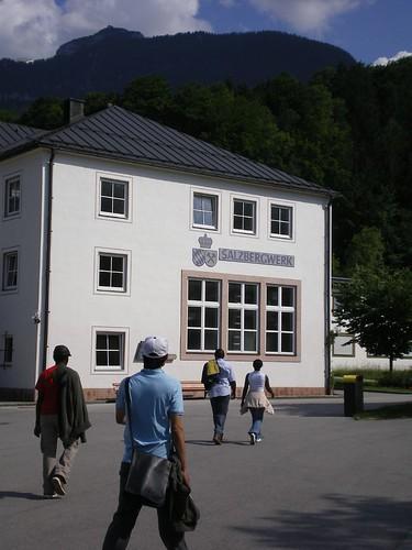 the salzwerk--the source of all salt in germany