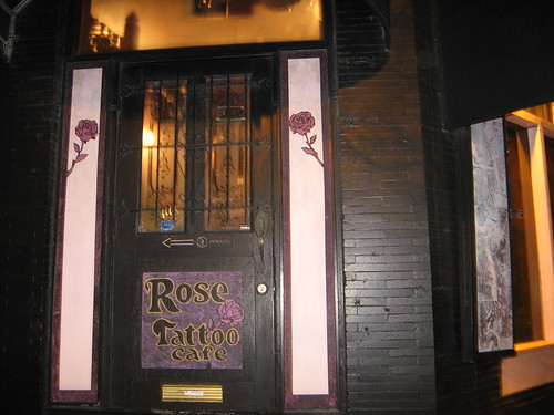 The Rose Tattoo - Philadelphia
