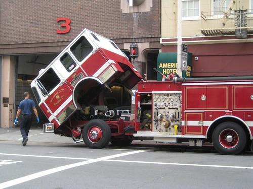 Firetruck or Transformer