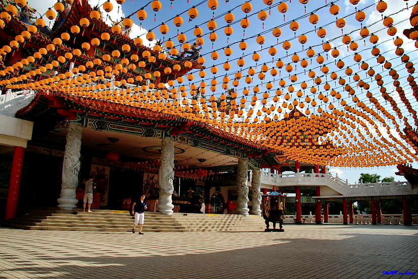 Thean Hou Temple (3), KL ,Malaysia