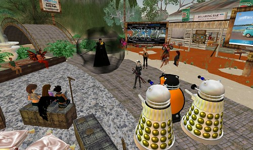 Second Life Pond Wars 04