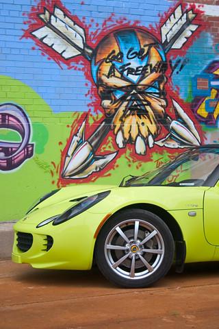 wallpaper green apple graffiti lotus elise ky louisville krypton iphone