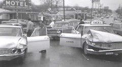 Gross Mortuary, 1964 Cadillac hearse / ambulance combination, Hot Springs, Arkansas, c1964 (Dr. Mo) Tags: old hot bunny home pcs accident antique jim ambulance funeral gross springs medicine arkansas wreck bls ems emt firstaid mortuary dever caruth emergencymedicine staroflife ambulancedriver deathcare moshinskie funeralcustoms professionalcarsociety scenesafety