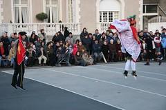 Maule Maskarada 2007 194 (dantzan) Tags: carnival dance danse soul carnaval basque 2007 maskarada dantza zuberoa inauteriak maule mauleon photoiakizugasti suletino