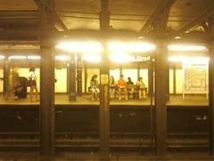 The Subway At Night