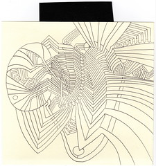 LSD0741 (jdyf333) Tags: california art 1969 visions oakland berkeley outsiderart doodles trippy psychedelic lightshow hallucinations psychedelicart artoutsider jdyf333 psychedelicyberepidemic sanfranciscopsychedelic