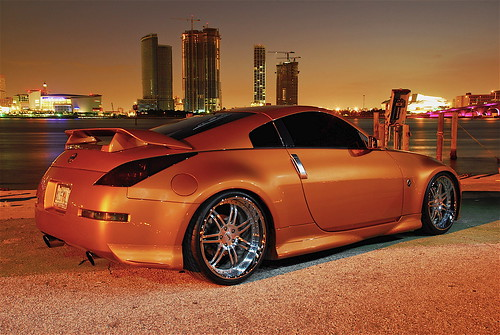 nissan 350z wallpaper. Nissan 350z on SEVAS WHEELS R