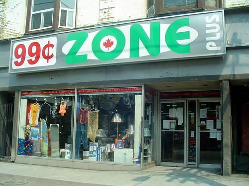 99 Cent Zone