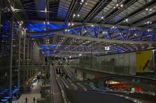 Suvarnabhumi Int'l Airport