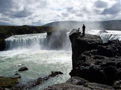 Goafoss (var B. Jak.) Tags: landscape waterfall iceland scenics sland 354 goafoss icelandicwaterfalls absolutelystunningscapes