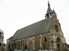 La chiesa di Saint Jacques oggi