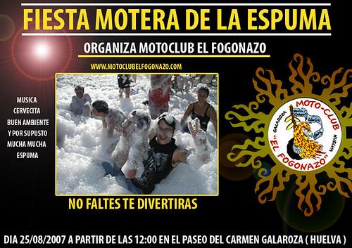 Fiesta espuma 2007