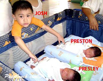 PapaJoneh's 3 Sons