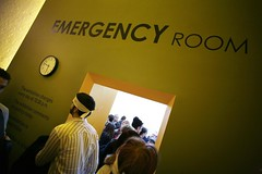 "ULTRACONTEMPORARY ART FORMAT:""Emergency Room "" at MOMA / PS1 (Thierry Geoffroy / Colonel) Tags: jean moma ps1 piepape new york room kunst queen format emergency colonel thierry geoffroy art political arist formats artformat museum formatart gallery contemporary gallerie momaps1 ps1moma 2007queen ultracontemporary urgency alarm alert urgence academy architecture construction logo icon exhibitionview installationvieuw biennaliste apathy muscle awareness awarenessmuscle emergencyroom erformat archi archier assobooktentkassel xxy good5 ansøfilm nextbook12 unesco warning change climatechange climate global emergencyart urgencency"