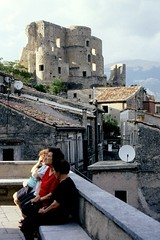 Castello - Morano Calabro (sangiopanza2000) Tags: travel italy castle italia sitting eu castello viaggio calabria sangiopanza sedute moranocalabro fotoincatenate