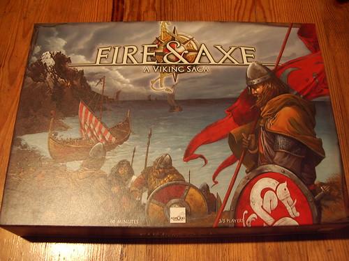 Fire & Axe