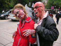 PICT0504 (skonen_blades) Tags: art rotting flesh vancouver fun gallery zombie walk makeup august mackenzie brains undead shuffle duncan flashmob 2007 hanka